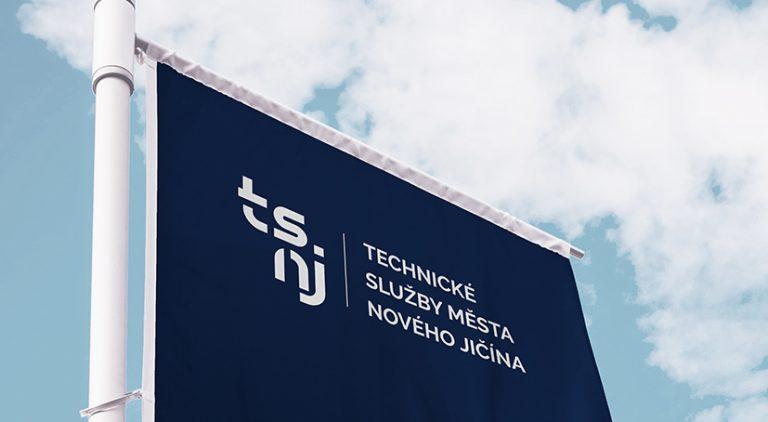 Korporátní identita Technické služby Nový Jičín