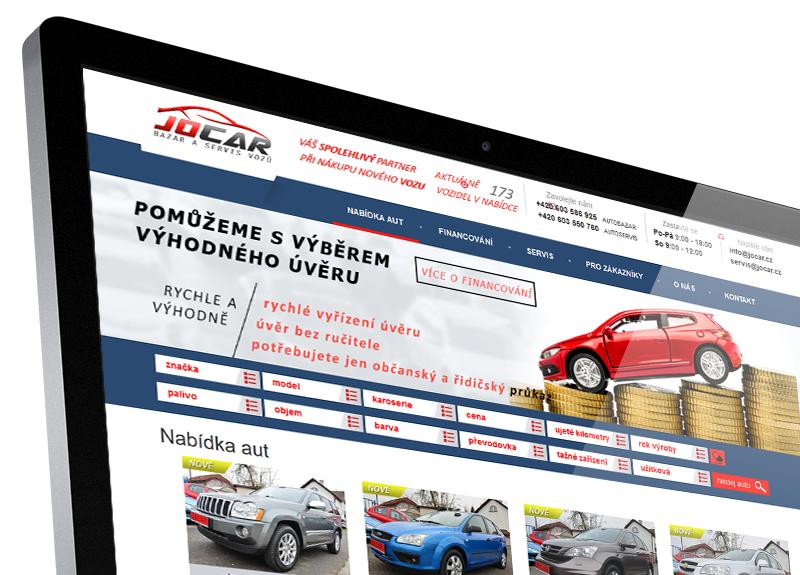 Autobazar JoCar, Nový Jičín